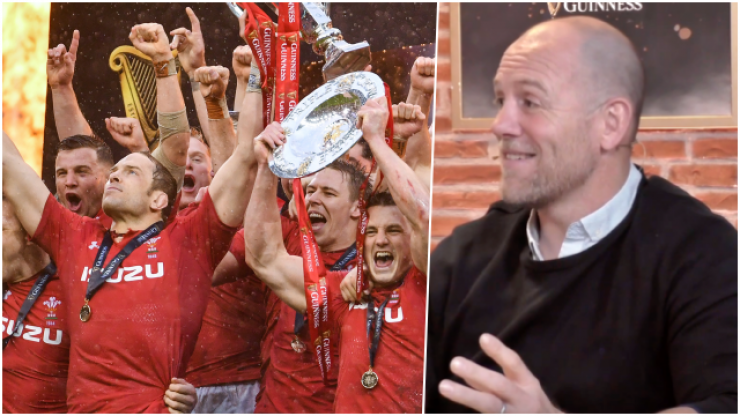 Mike Tindall takes aim at Wales after predicting Ireland's downfall