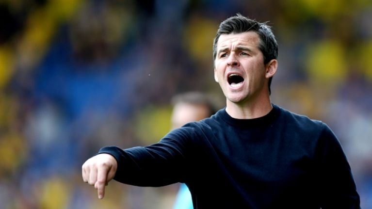 "Joey Barton reportedly ""knocked out two of Daniel Stendel's teeth"" during tunnel incident"