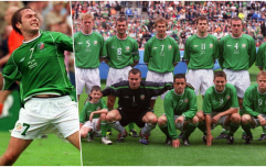 Jason McAteer on Ireland's dressing room comments before famous Dutch victory