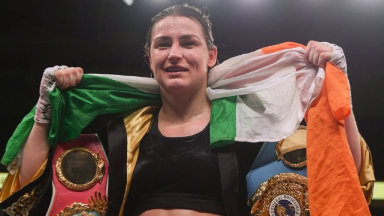 Katie Taylor will fight to become undisputed lightweight champion this summer