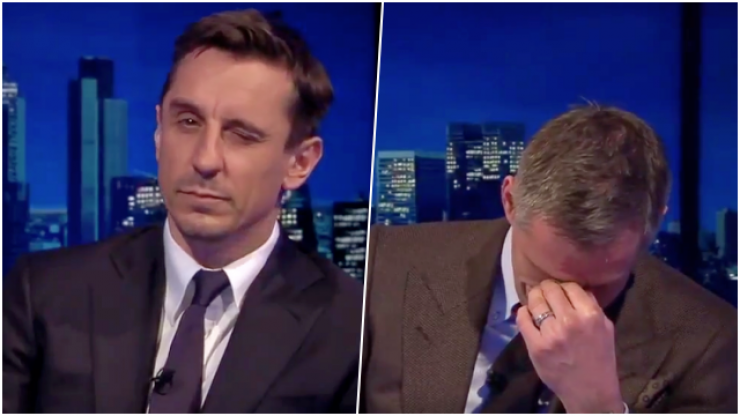 Carragher incredulous over Neville suggestion United should rest players against City