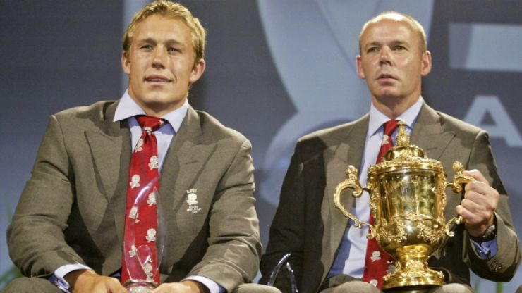 Clive Woodward responds to claim England used 'fake blood' at 2003 World Cup
