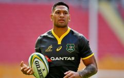 Israel Folau gives defiant interview after Rugby Australia sacking
