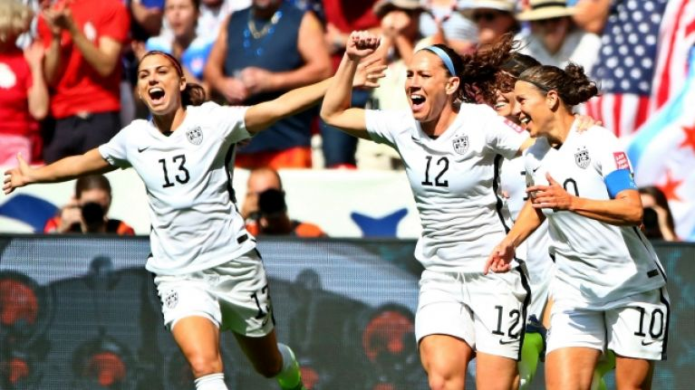 Women's World Cup coming to free-to-air Irish TV this summer