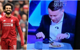 Shay Given has hilarious response to viral clip of reaction to Mohamed Salah's wonder goal