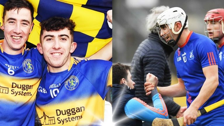 Patrickswell and Mary I: Aaron Gillane doesn't forget where he's come from
