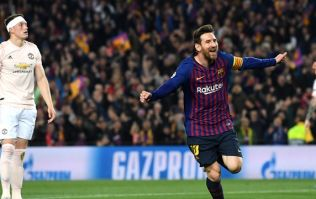 Lionel Messi and Barcelona show how far Man United are from the elite level