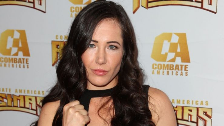 Former UFC fighter Angela Magana left in coma after complications from emergency surgery