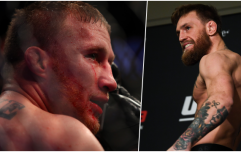 Manager confirms Conor McGregor has been offered Justin Gaethje fight