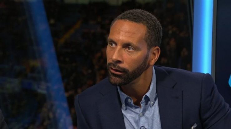 """Rio Ferdinand believes Chris Smalling's first-leg challenge was """"worst thing that could have happened"""""""