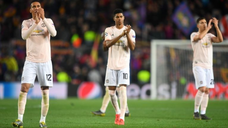 L'Equipe hold nothing back with Manchester United's player ratings
