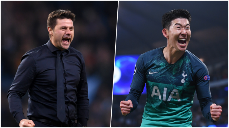 The focus after classic Champions League game should be on the brilliance of Pochettino and Son