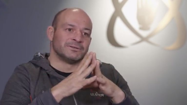 Emotional Rory Best reflects on some of the best moments of his career