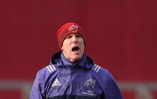 Paul O'Connell won't be returning to Munster any time soon