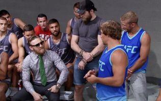Conor McGregor reacts to TJ Dillashaw's EPO suspension, commends Cody Garbrandt