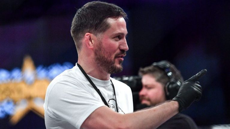 John Kavanagh proposes idea for major change to how drug cheats are punished