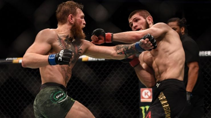Conor McGregor reveals injury before Khabib defeat but is happy with his defence