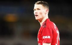 Scott McTominay was United's best player last night, that's really not a good thing