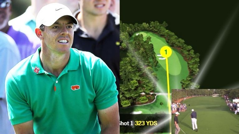 Never miss a shot of this year's US Masters with brilliant new feature