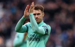 Aaron Ramsey finishes off perfect team goal for Arsenal