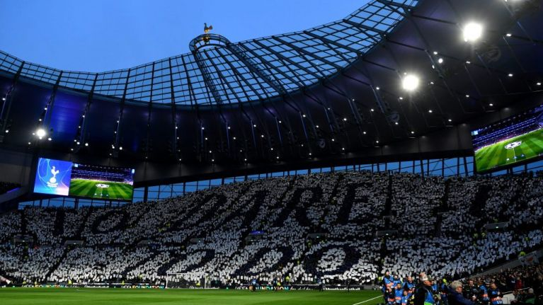 Tottenham ban fans from new stadium for persistent standing