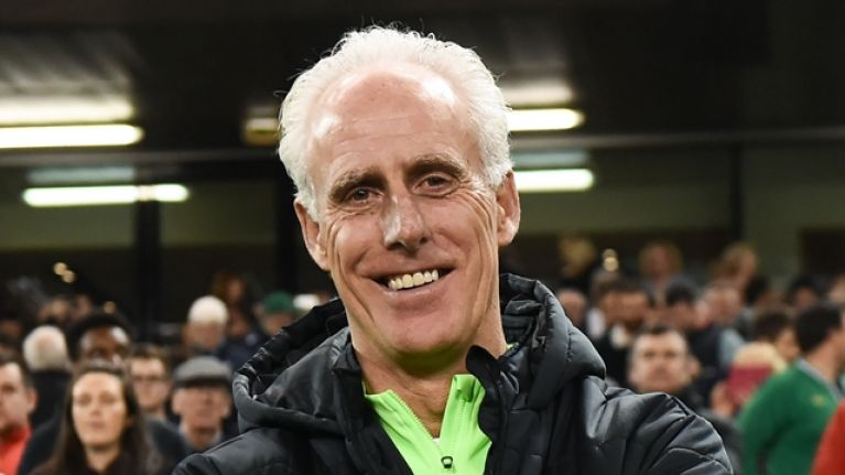 """""""I don't get RTE back in Bromley"""" - Mick McCarthy unaffected by FAI developments"""