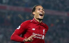Liverpool's Virgil Van Dijk will be named PFA Players' Player of the Year on Thursday