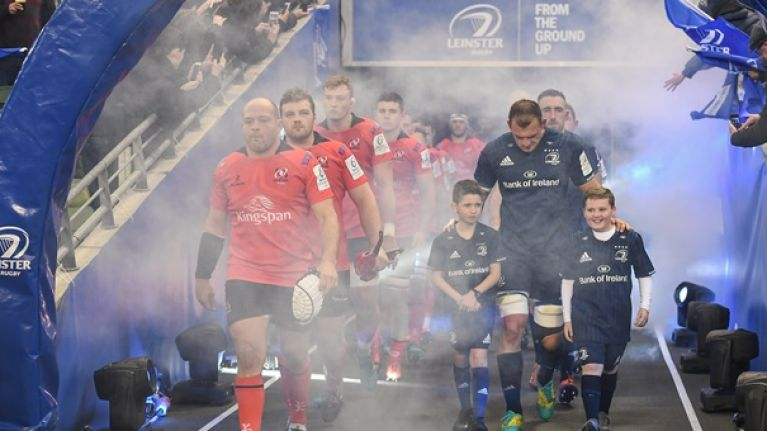 Michael Lowry: Rory Best just said 'that it's these occasions why you play rugby'