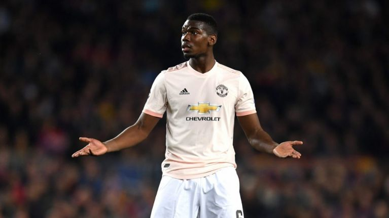 Sky Sports pundits demand Paul Pogba set example for 'younger' Jesse Lingard despite being three months younger than him