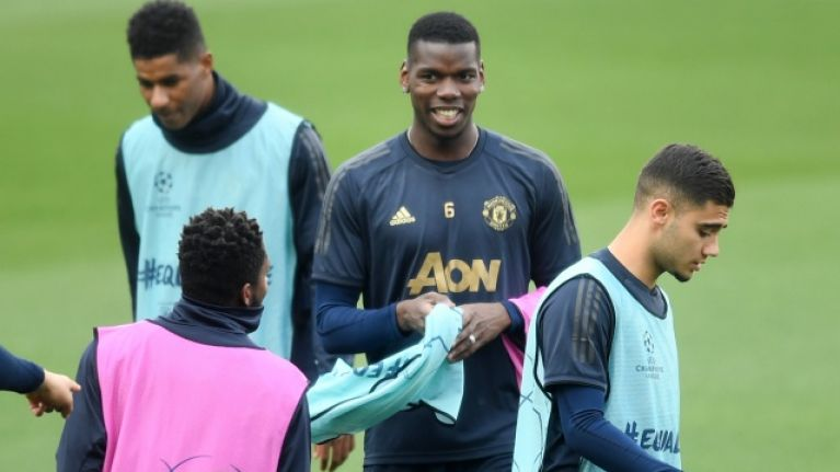 Paul Pogba included in PFA Team of the Year but Liverpool and Man City dominate