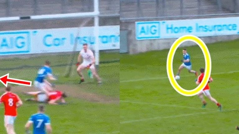 Skerries Harps score the most textbook soccer goal to take Parnell Park thriller