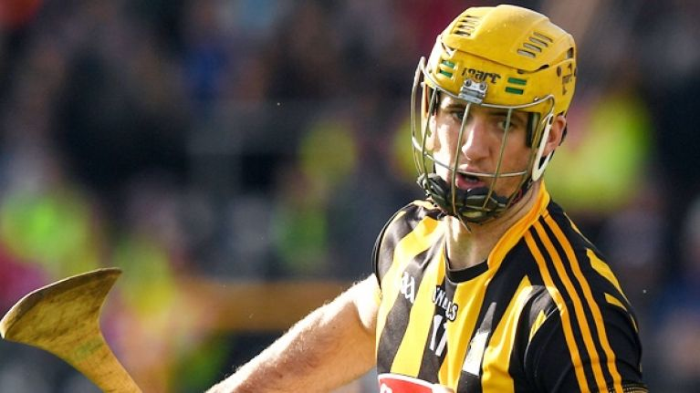 """""""Everyone's hoping in Kilkenny that he'll carry that into inter-county"""""""