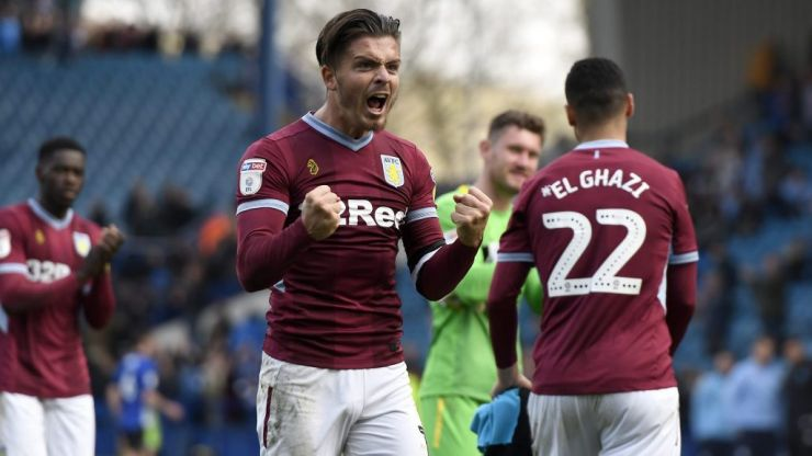 Groom thanks Jack Grealish instead of wife during wedding speech