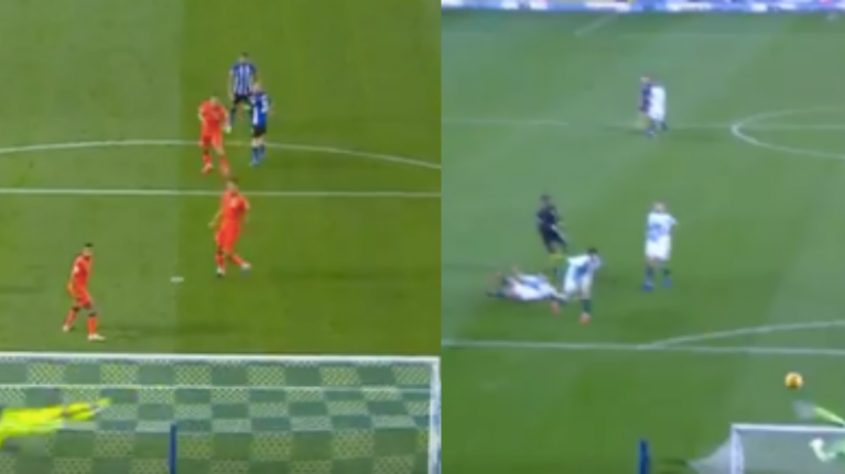 Sheffield Wednesday's goal of the season competition is the best you'll ever see