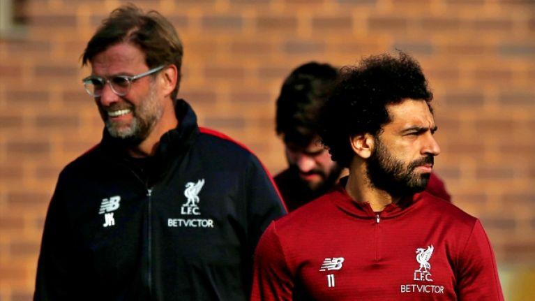 Jurgen Klopp addresses Salah feud stories head-on in BBC interview