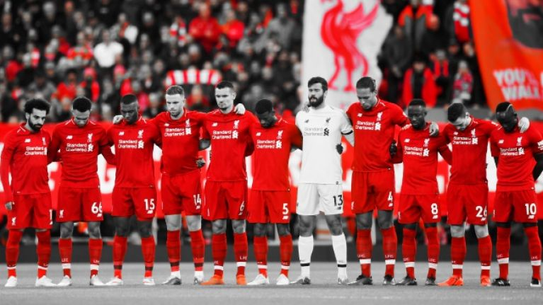 Liverpool have now amassed more points than Arsenal's Invincibles team