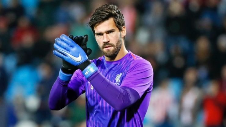 Even with his back turned, Alisson proves unbeatable at Anfield