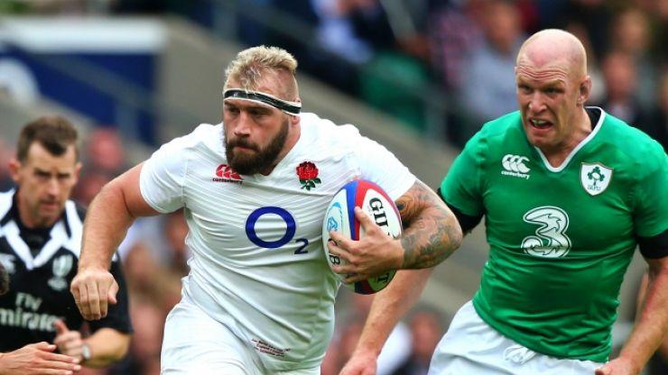 Joe Marler selects three Irish legends in 'Best XV' selection