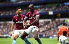 Michael Antonio explains goal celebration at Tottenham Hotspur Stadium