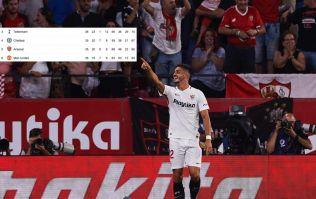 Sevilla mock Premier League teams over race for Champions League football