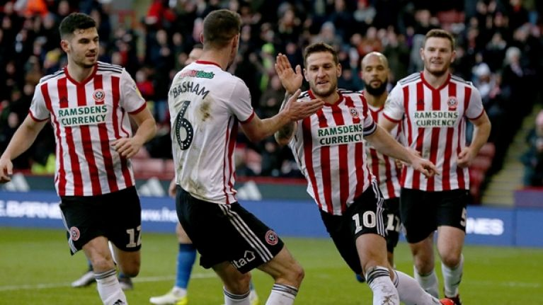 Sheffield United have been promoted to the Premier League