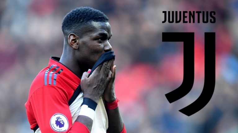 reputable site a60b5 ceff8 Juventus prepared to meet Man United's valuation of Paul ...