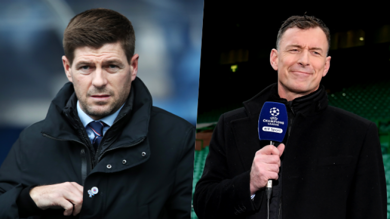"""Chris Sutton: """"People who think Rangers have had a good season are deluded"""""""