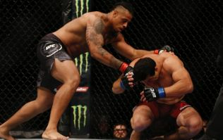 Dana White mocks fighter after defeat to Greg Hardy