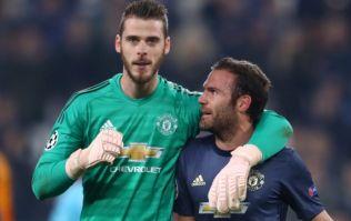 Juan Mata comes to the defence of David de Gea following calls to start Sergio Romero