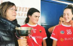 Cork camógs do two in a row in Nenagh gale