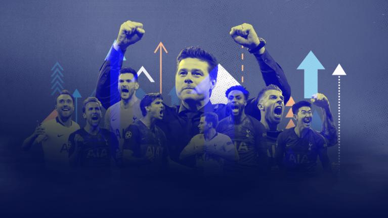 Tottenham's furious path to the Champions League semi-finals