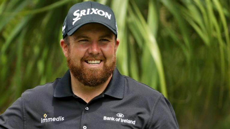 Shane Lowry is tearing it up in the USA again