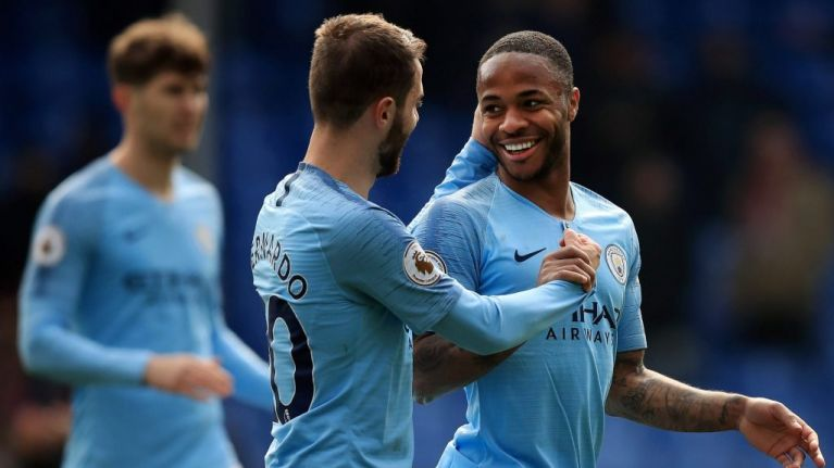 Three Manchester City players named on PFA Player of the Year shortlist