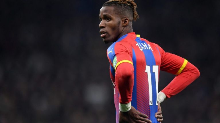 """Wilfred Zaha says David Moyes tried to """"destroy my career for no reason"""""""
